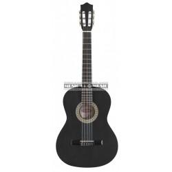 Stagg C505-BK - Guitare classique 1/4 Noir