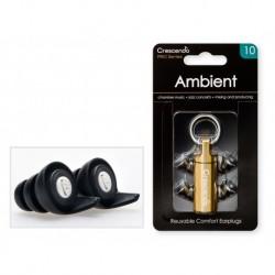 Crescendo PRO10 - Pro Ambient 10 - Filtres Auditifs