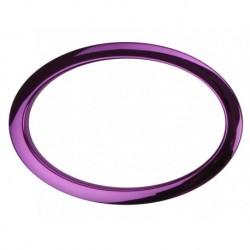 """Bass Drum O's HOP6 - Anneau De Renfort 6"""" Ovale Violet"""