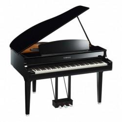 Yamaha CLP-695GP - Piano numérique Clavinova 88 Touch Gh3Xgp Noir Laque