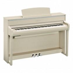 Yamaha CLP-675WA - Piano numérique Clavinova 88 Grandtouch Frene Clair