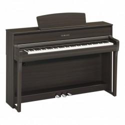 Yamaha CLP-675DW - Piano numérique Clavinova 88 Grandtouch Noyer Fonce