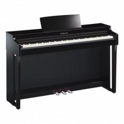 Yamaha CLP-625PE - Piano numérique Clavinova 88 Touches Gh3X Laque Noir