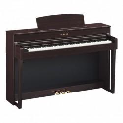 Yamaha CLP-645R - Piano numérique Clavinova 88 Touches Nwx Bois De Rose Fonce