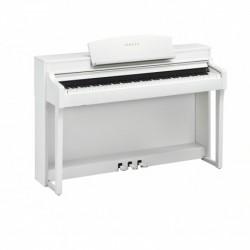 Yamaha CSP-150WH - Piano numérique Clavinova Piano Cfx/Boesen. 88 Touches Gh3X Blanc Mat