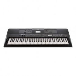 Yamaha PSR-EW410 - Clavier Arrangeur 76 Touches Dynamiques Noir