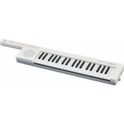 Yamaha SHS-300WH - Clavier numérique Guitare Keytar 37 mini touches Blanc