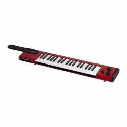 Yamaha SHS-500RD - Clavier numérique Guitare Keytar 37 Mini Touches Rouge