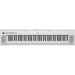 Yamaha NP-32WH - Clavier Arrangeur 76 Touches Dynamiques Blanc