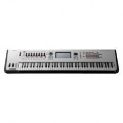 Yamaha MONTAGE7 WH - Synthétiseur Workstation haut de gamme 76 touches dynamiques Blanc