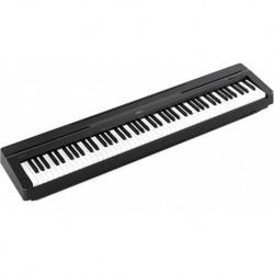Piano numérique portable d'étude + pédale sustain + stand X + pupitre + adaptateur secteur (tarif/mois dégressif)