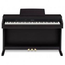 Piano numérique d'étude avec meuble et pédalier 3 pédales + banquette + adaptateur secteur (tarif/mois dégressif)