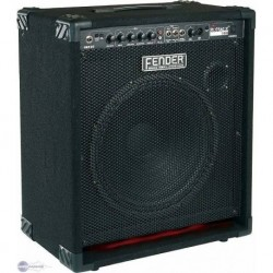 "Fender RUMBLE100 - Ampli basse 15"" 100w + câble d'alimentation (tarif 48h ou WE)"