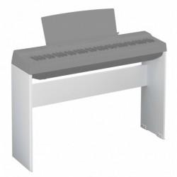 Yamaha L-121WH - Stand bois blanc pour piano numérique type P121WH