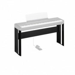 Yamaha L-515B - Stand bois noir pour piano numérique type P515B