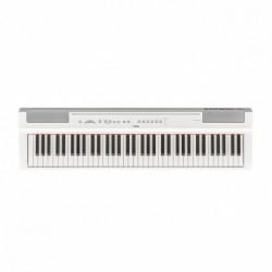 Yamaha P-121WH - Piano Numerique Portable 73 Touches Gh Blanc