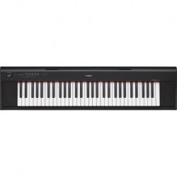 Yamaha NP-12B - Piano numérique 61 touches dynamiques