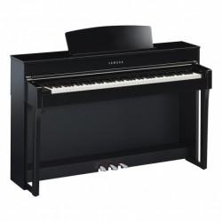 Yamaha CLP-645PE - Piano numérique noir laqué