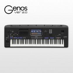 Yamaha SGENOS - Clavier arrangeur Haut de gamme 76 touches