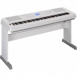 Yamaha DGX660WH - Clavier arrangeur blanc 88 notes toucher lourd