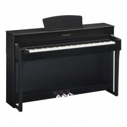 Yamaha CLP-635B - Piano numérique noir avec meuble