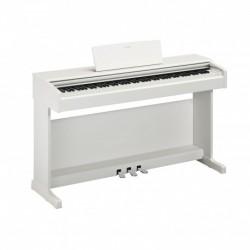 Yamaha YDP-144WH - Piano numérique 88 touches avec meuble blanc
