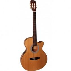 Cort CEC-1 - Guitare électro-acoustique cordes nylon