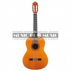 Yamaha C40 - Guitare classique 4/4 naturel epicéa palissandre