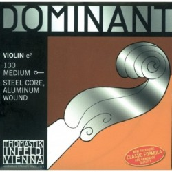 Thomastik-Infeld 633610 - Cordes Violon Dominant Noyau plein nylon Moyen
