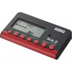 Korg MA-2BKRD - Metronome noir et rouge