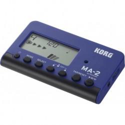 Korg MA-2BLBK - Métronome bleu et noir