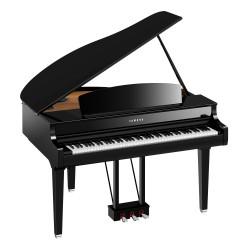 Yamaha CLP-795GP - Piano numérique Premium meuble à queue noir laqué