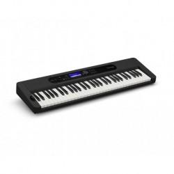 Casio CT-S400 - Clavier 61 touches dynamiques noir avec ecran LCD