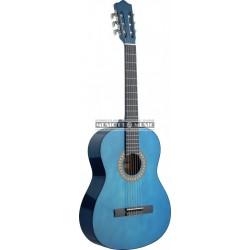 Stagg C542-TB - Guitare classique 4/4 Bleu