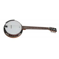 VGS 505026 - Banjo select 6 cordes + étui