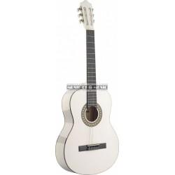 Stagg C542-WH - Guitare classique 4/4 Blanc