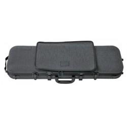 GEWA 309122 - Etui Violon Bio I S 4/4 Gris/Noir + poches