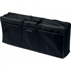 Tobago KB07 - Housse noire pour piano 107x37x13cm