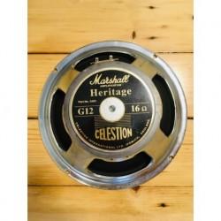 """Celestion T4612 - Haut-Parleur 12"""" 16ohms 80w G12 Heritage pour Marshall JCM601"""