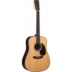 Martin HD-28E - Guitare électro-acoustique dreadnough Epicéa Sitka