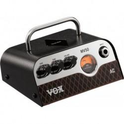 Vox MV50-AC - Tête à lampes serie MV 50W Nutube AC