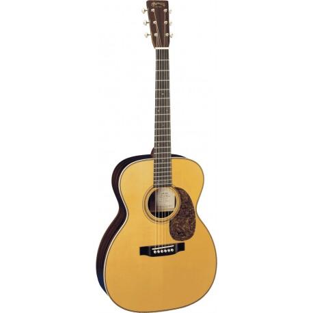 Martin 000-28EC - Guitare 000 Palissandre massif Signature Eric Clapton avec étui