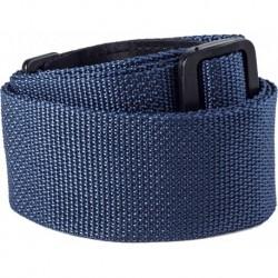 Dunlop D07-01NV - Courroie nylon bleu navy