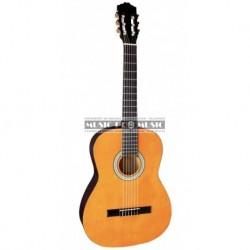 Miguel Almeria PS500050 - Guitare classique 4/4 naturel
