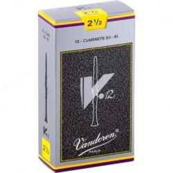 V12 Vandoren Anches clarinette 2.5
