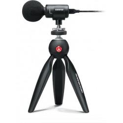Shure MV88PLUS-VK - Kit micro video MV88+ pour smartphone avec trépied