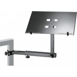 K&M 18815 - Support d'ordinateur pour stand Omega