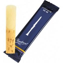 Vandoren CR103-1 - Anche traditionnelle force 3 pour clarinette Sib