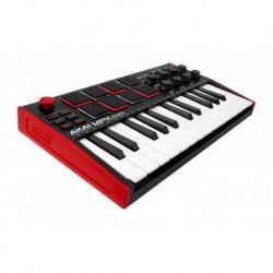 Akai Pro MPKMINIMKIII - Clavier Maitre USB 25 mini notes 8 pads écran OLED