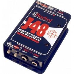 Radial Engineering J48 - Boites de direct D.I. active